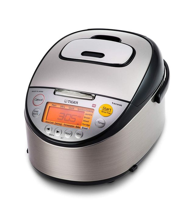 Tiger Rice Cooker With Slow Cooker and Bread Maker