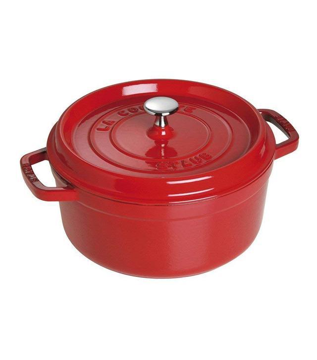 Williams Sonoma Le Creuset Signature Cast-Iron Round Dutch Oven