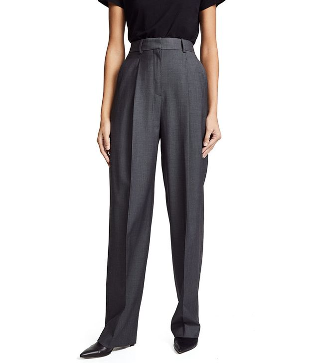 Thery Pleat Trousers