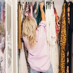 Step Inside the Wardrobe of Sydney Publicist Montarna Pitt