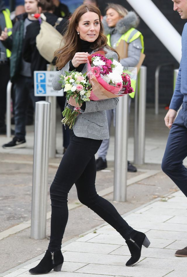 Kate Middleton Ankle Boots