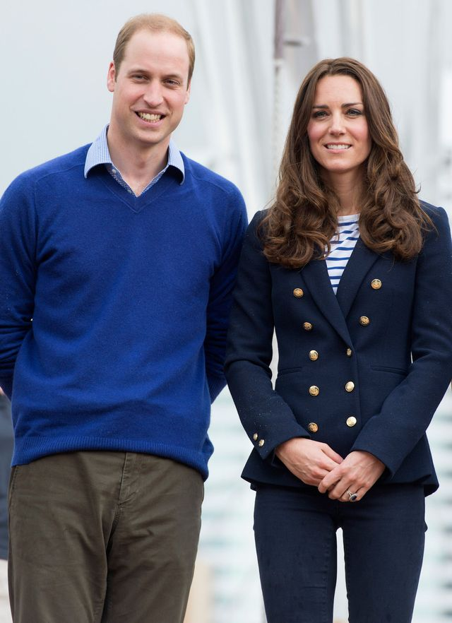 Kate Middleton T-Shirt Outfit