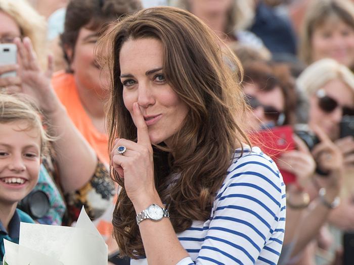 Kate Middleton and Meghan Markle Share an Affordable T-Shirt Secret