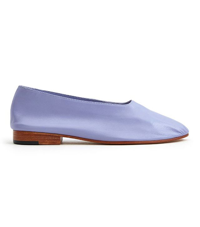 Martiniano Glove Shoe in Wisteria
