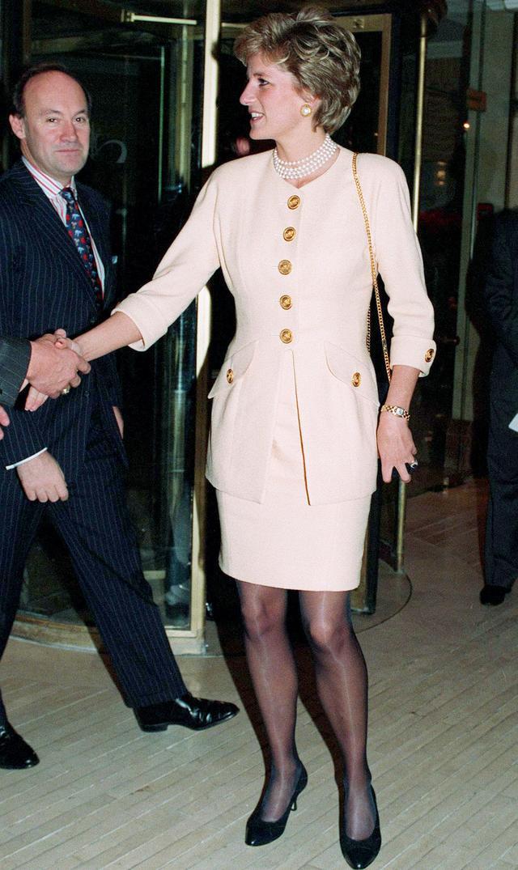Princess Diana Skirt Suits