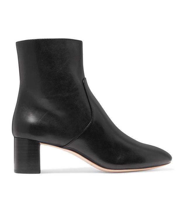 Loeffler Randall Gema Leather Ankle Boots