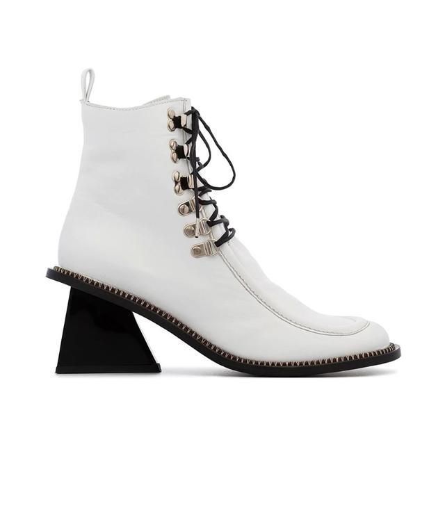 Marques'Almeida Square-Toe Boots