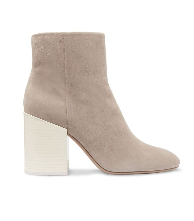 Mercedes Castillo Madox Suede Ankle Boots