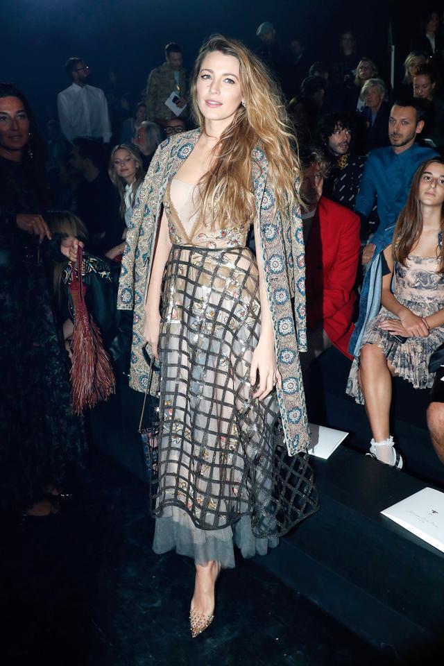 Blake Lively Dior
