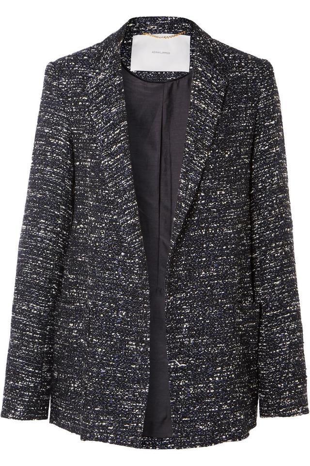 Adam Lippes Tweed Blazer