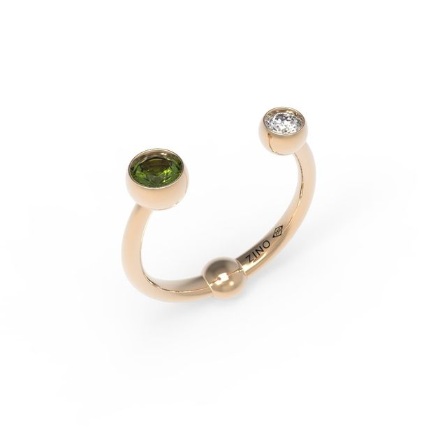 Danielle Zino Birthstone Ring