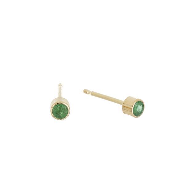Ariel Gordon Jewelry Birthstone Dust Studs