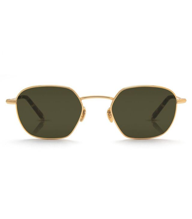 Krewe 24K Titanium + Zulu Sunglasses