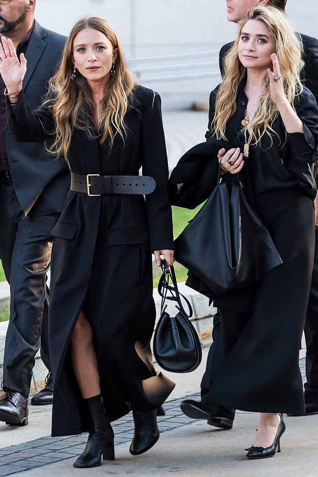 Mary-Kate and Ashley Olsen outfits