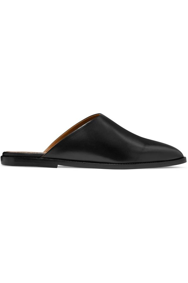 ATP Atelier Anzi Leather Slippers