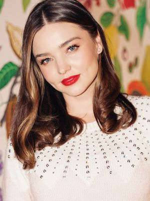 This Is How Miranda Kerr Uses the Skincare Products She Created