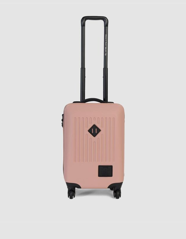 Herschel Supply Co. Carry-On Trade Luggage in Ash Rose