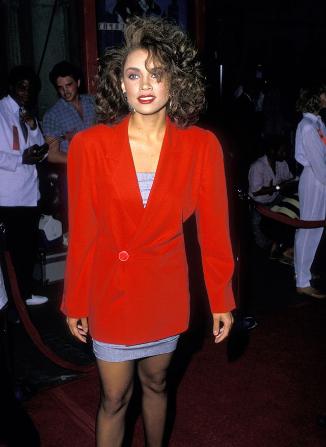 '80s party outfits Vanessa Williams