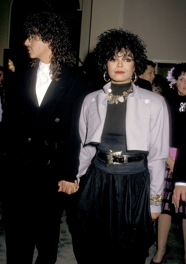 '80s party outfits Janet Jackson