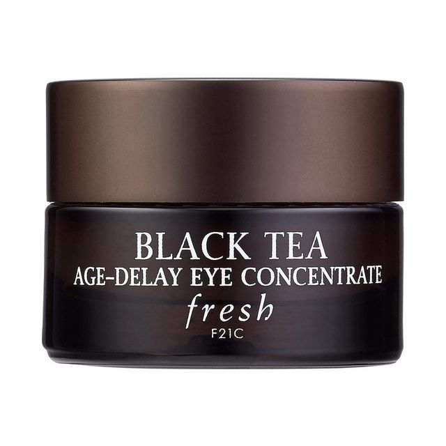 Fresh Black Tea Firming and De-Puffing Eye Cream Dermatologist-Recommended Eye Creams