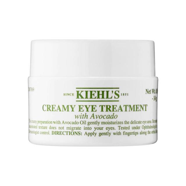 Kiehl's 1851 Creamy Eye Treatment with Avocado Mini Dermatologist-Recommended Eye Creams