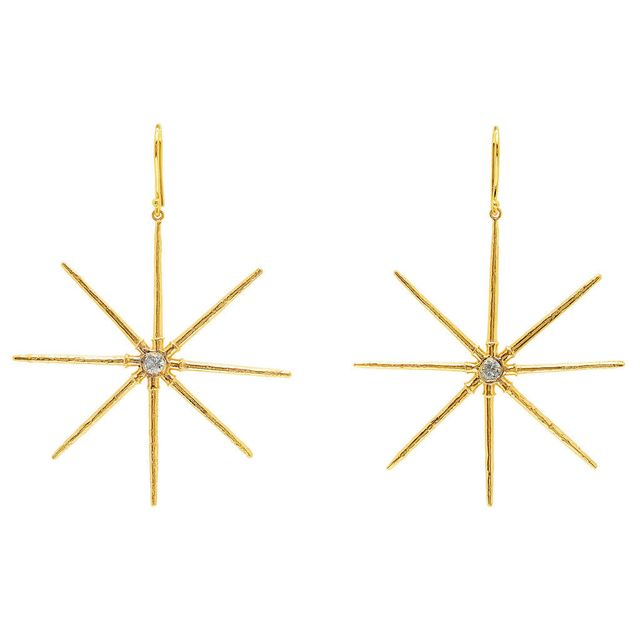 Elisabeth Bell Sea Star Earrings