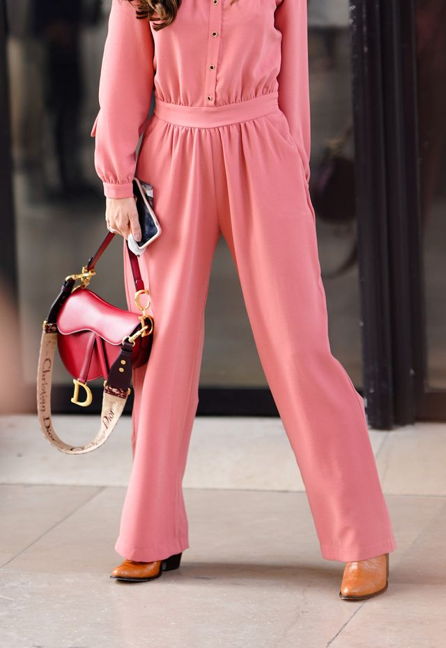 What to Clean Out From Your Closet: Wide-Leg Jumpsuits