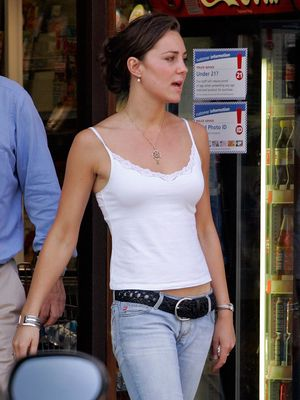 So, College-Era Kate Middleton Really Loved Early '00s Trends