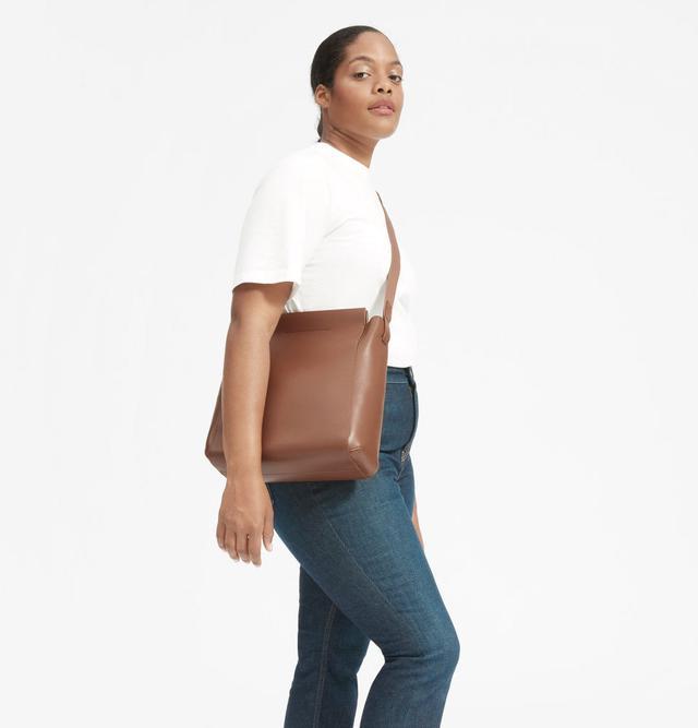 Everlane Leather Messenger Bag