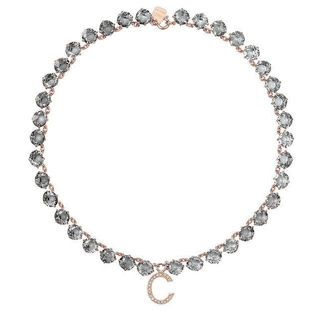 Ca & Lou Mia Letter Necklace