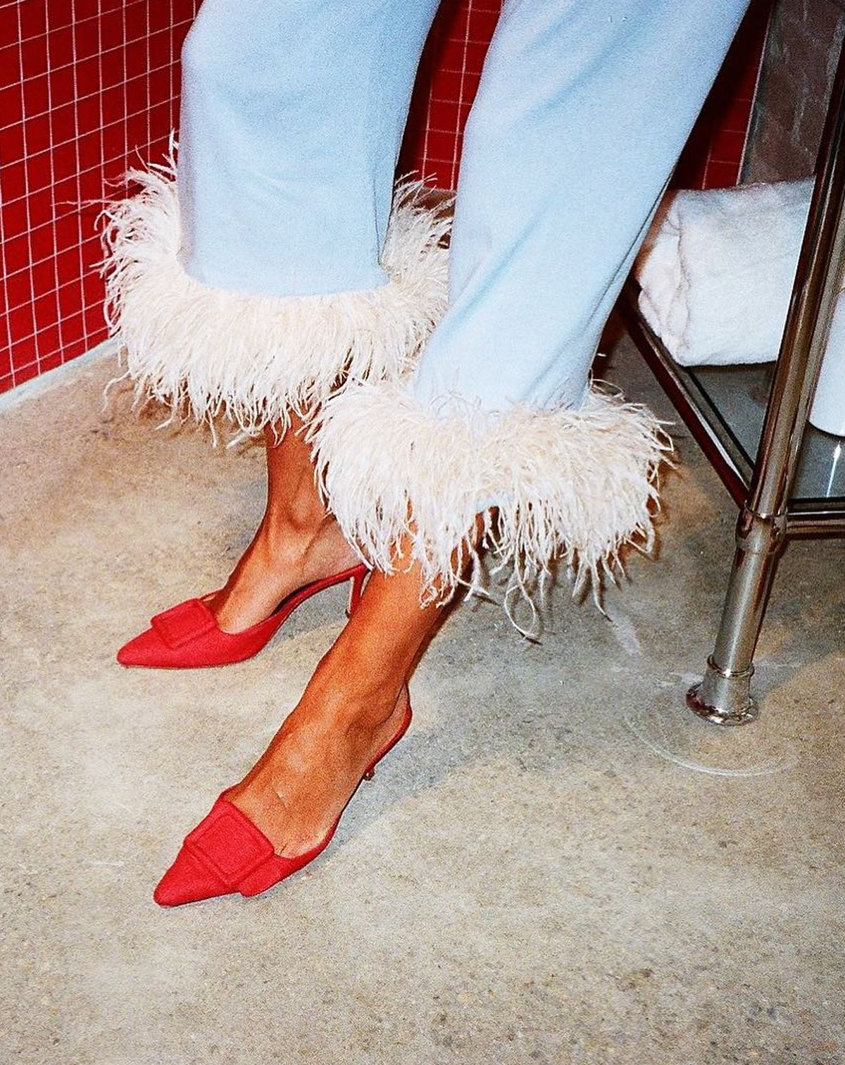 If You're Not a Party-Dress Girl, These Fancy Pants Are Editor-Approved