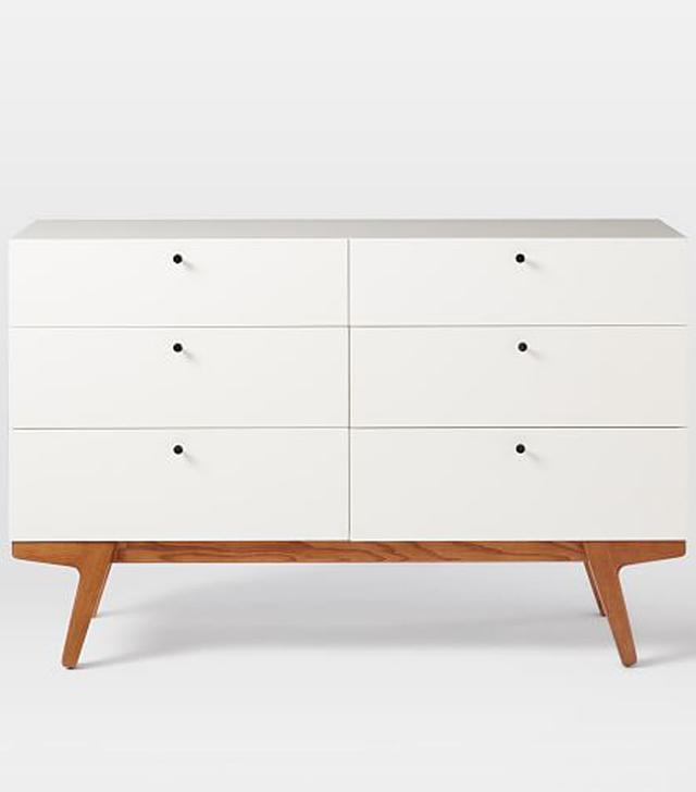 West Elm Modern 6-Drawer Dresser