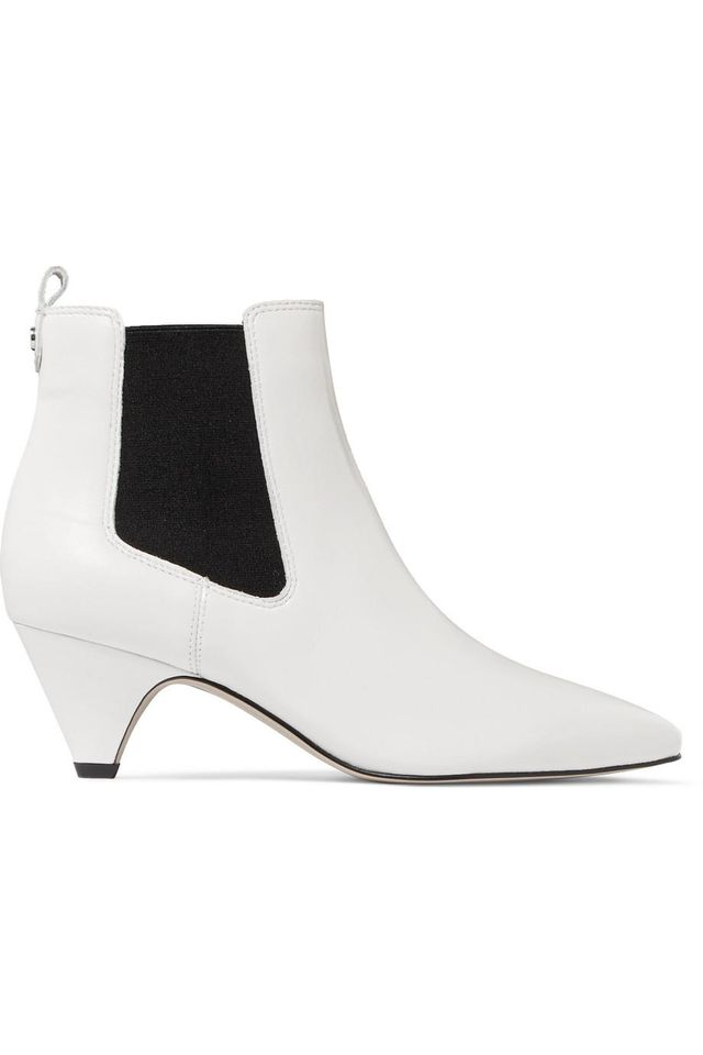 Sam Edelman Leather Ankle Boots
