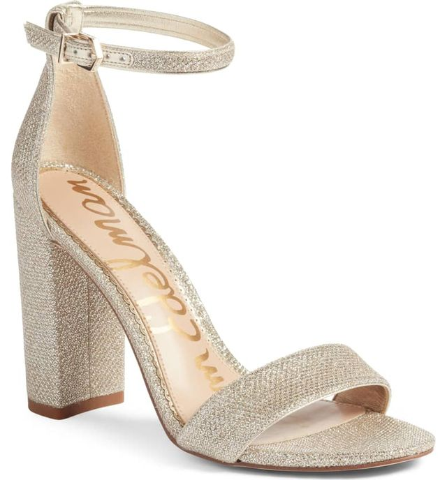 Sam Edelman Yaro Ankle Strap Sandals