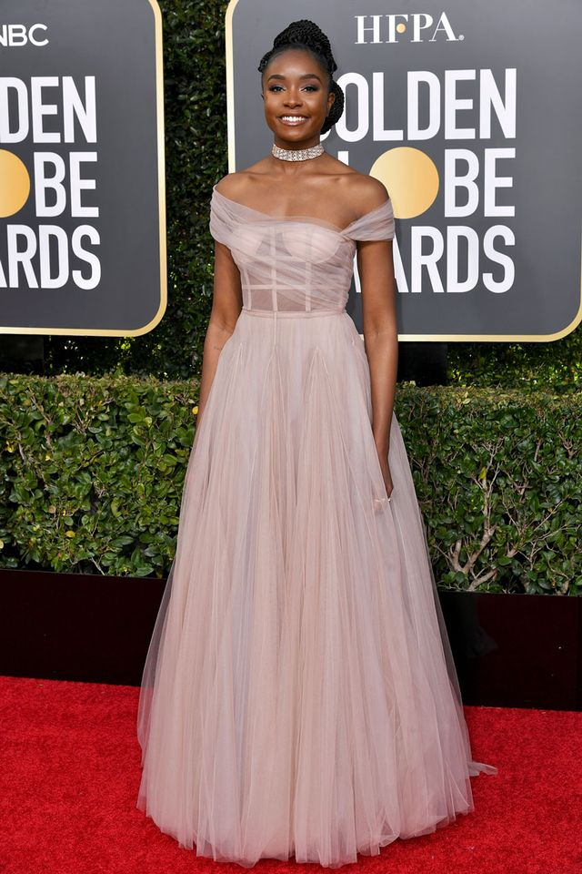 Kiki Layne Golden Globe Awards 2019