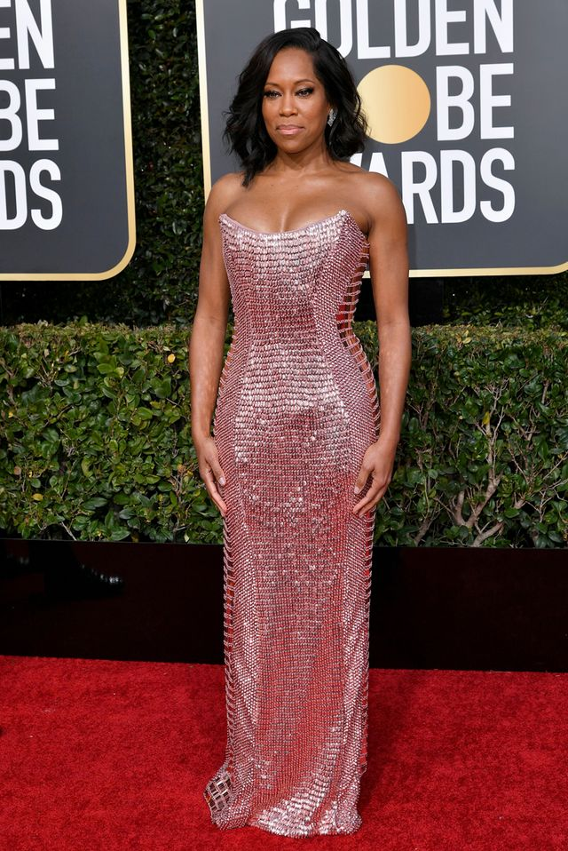 Regina King 2019 Golden Globes