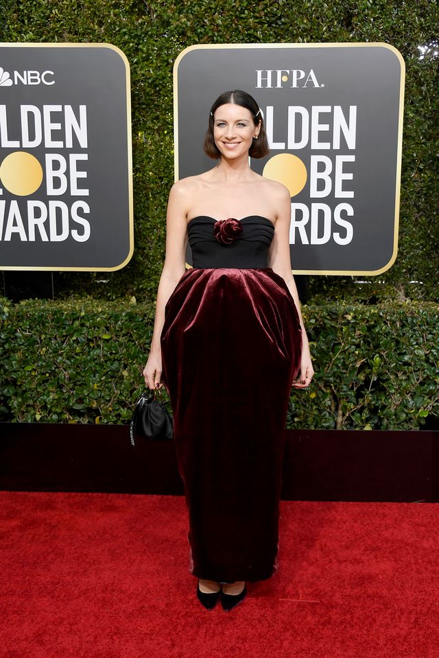 Caitriona Balfe 2019 Golden Globe Awards