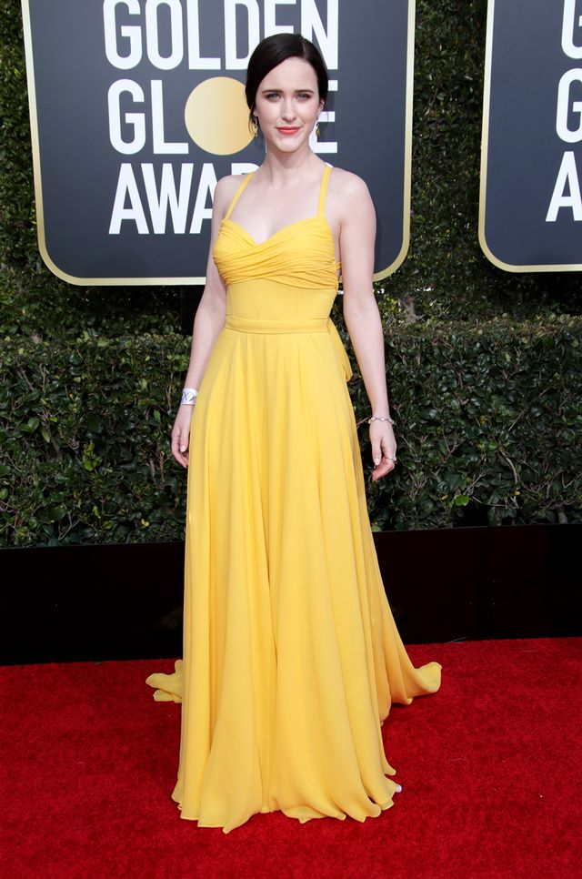 Rachel Brosnahan 2019 Golden Globe Awards