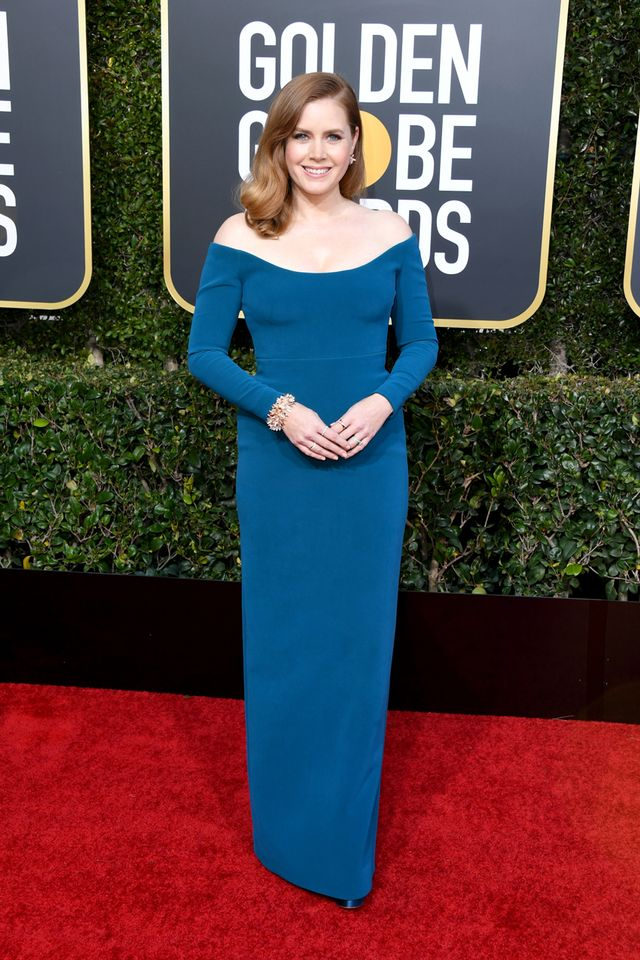 Amy Adams 2019 Golden Globe Awards