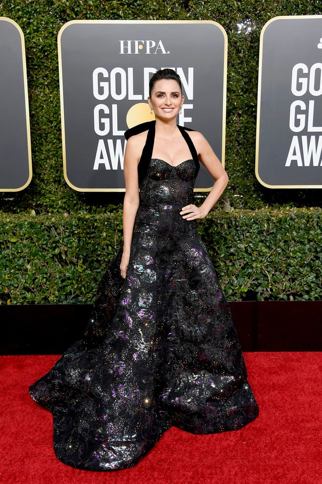 Penelope Cruz Golden Globes 2019