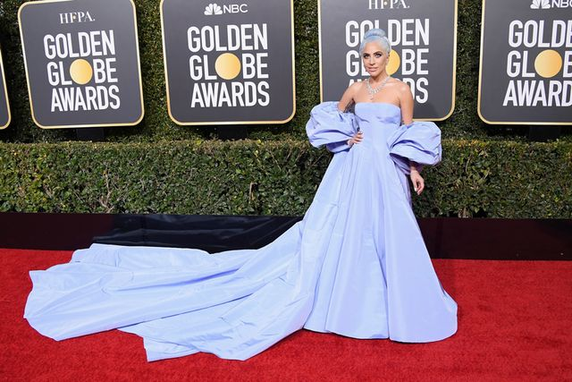 Lady Gaga 2019 Golden Globes