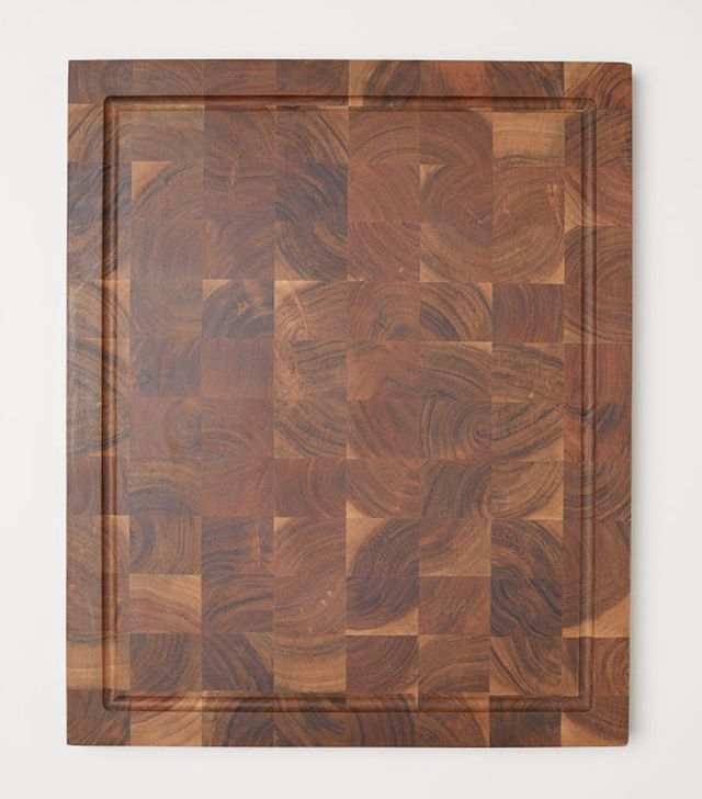 H&M Large Wooden Cutting Board