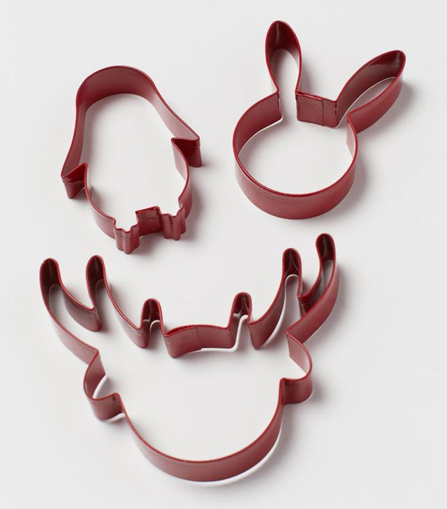 H&M Cookie Cutters, Pack of 3