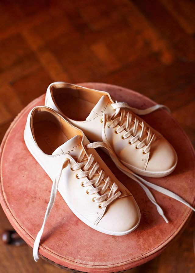 Sézane Jack Sneakers