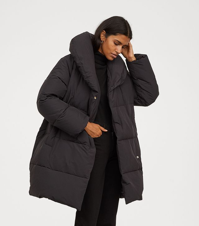 H&M Long Down Jacket