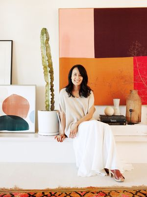Minted Founder Mariam Naficy's Napa Valley Home Is an Art Lover's Dream