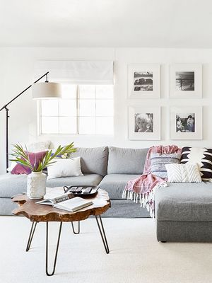 You Won't Believe the Before Pictures of This Light-Filled Family Home