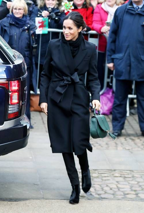 The Best Meghan Markle Outfits Of 2018 Who What Wear