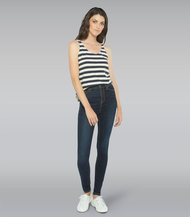 Outland Harriet High-Rise Skinny Jeans