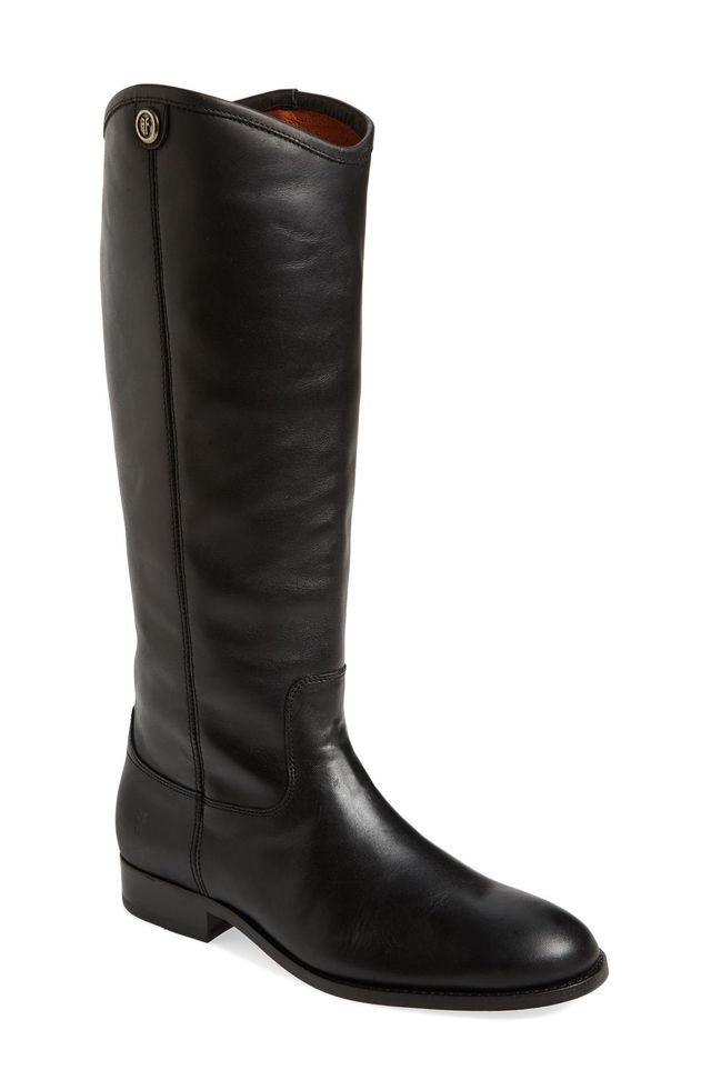 Frye Melissa Button 2 Knee High Boots
